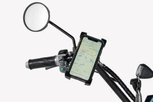 E-chopper Leiden smartphonehouder